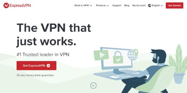ExpressVPN for unblocking Canal Plus France