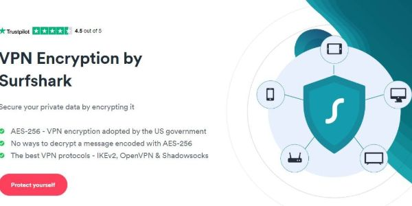SurfShark Encryption