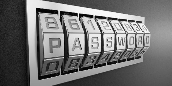 Keep password strong