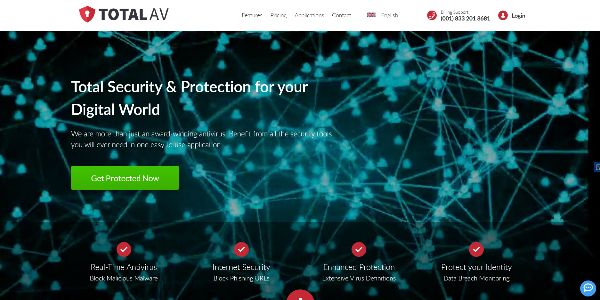 Total Antivirus Protection for Your Digital World - TotalAV com